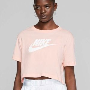 Nike X Barry's Washed Cropped Essential Tee